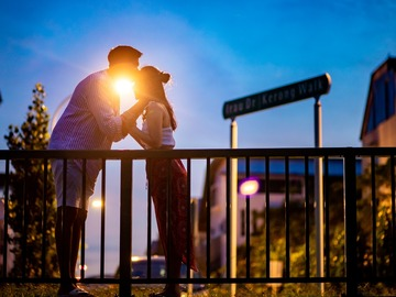Fixed Price Packages: Outdoor Proposal Photography