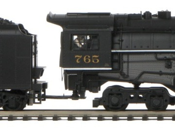 Selling with online payment: MTH HO 2-8-4 Berkshire C&O # 2736  Ps3  Perfect model