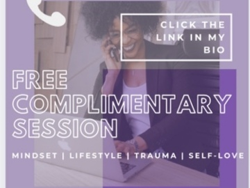 Free Service: Free coaching taster session