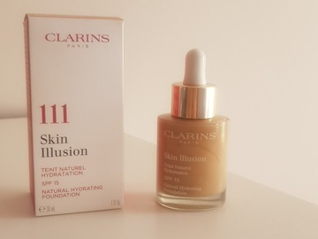 Venta: Clarins Skin Illusion 111 Auburn