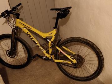 Verkaufen: specialized stumpjumper expert M4 FSR mountainbike
