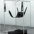 Selling with online payment: Mr. S Heavy Duty Portable Sling Frame and Deluxe Solid Sling