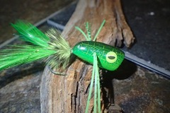"""Selling with online payment: """"Cracked Egg"""" Frog Popper"""