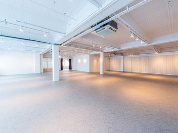 Price Per Hour: Large and open studio