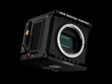 Vermieten: RED Komodo Package (Ready To Shoot)