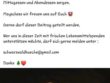 Biete Hilfe: Die Schwarzwald Mädels kommen