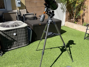 For sale (w/o online payment): Celestron Reflector Telescope - AstroMaster 130EQ