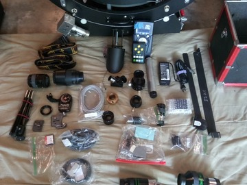 """For sale (with online payment): obsession 22"""" reflector newtonian telescope"""