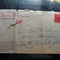 VIP Members' Sales Only: 1966 letter from Louie at the Flamingo in Las Vegas