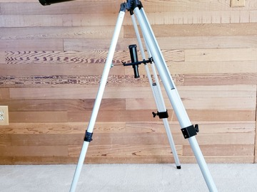 For sale (with online payment): Bushnell 76mm Reflector Telescope