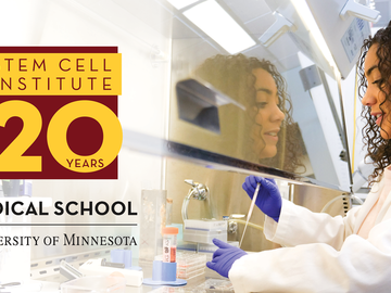 VIEW: Stem Cell Institute, University Minnesota
