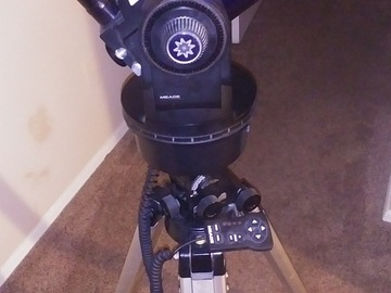 For sale (with online payment): Meade ETX 90 EC