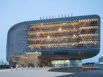 VIEW: SAHMRI (South Australian Health and Medical Research Institute)