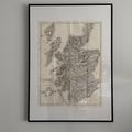 Selling: Poster frame + acid free white paper