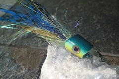 Selling with online payment: Saltwater Popper - Mackerel