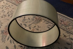 Selling with online payment: 4-pc. Set of Raw Fiberglass Drum Shells