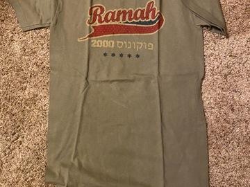 Selling A Singular Item: Adult t-shirt