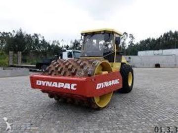 En alquiler: Dynapac de 12 TN
