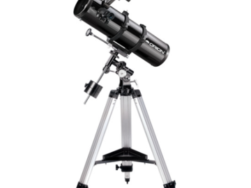 For sale (with online payment): Orion SpaceProbe 130ST reflector telescope like new
