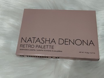 Venta: VENDIDA para Eva Retro Palette NATASHA DENONA