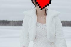 Ilmoitus: Bianco Evento -bolero, koko M