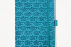 : Fu Teapot Notebook