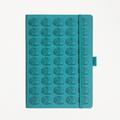 : Baozi Notebook - Turquoise