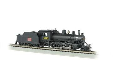 Selling with online payment: BACHMANN #51712 ALCO 2-6-0 STEAM LOCOMOTIVE GREEN BAY & WESTERN #