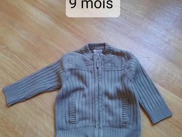 Vente: Vêtements Bébé 9 mois