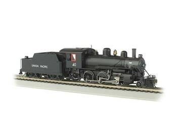 Selling with online payment: BACHMANN #51711 ALCO 2-6-0 UNION PACIFIC #40