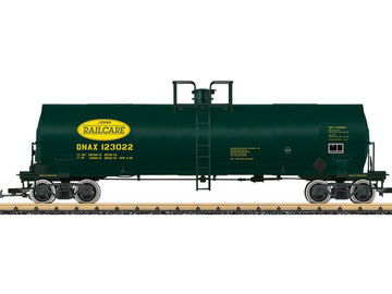 Selling with online payment: LGB #40871 DNAX RAILCARE TANK CAR G scale