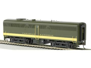 Selling with online payment: BACHMANN #64901 ALCO FB2 LOCOMOTIVE (DCC SOUND ON BOARD) CANADIAN