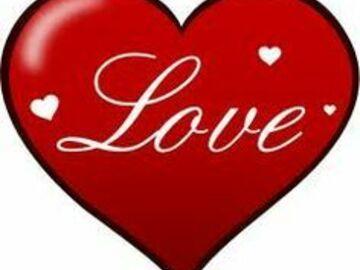 Selling: Love jigsaw reading