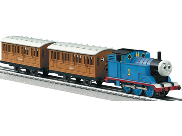 Selling with online payment: LIONEL #6-83510 THOMAS LIONCHIEF PASSENGER SET WITH BLUETOOTH
