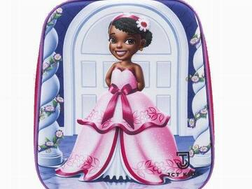 Liquidation/Wholesale Lot: 3D Princess Insulated Lunch Bag For Kids – JCT Kids –