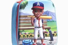 清算批发地: 3D Baseball Insulated Lunch Bag For Kids – JCT Kids