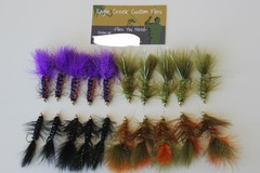 Selling with online payment: Heavy Wooly Bugger Assortment