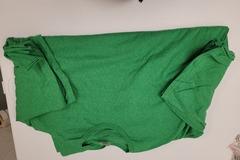 清算批发地: Men's T-Shirts Kelly Green 3xl lot of 6