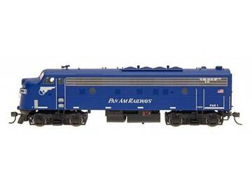 Selling with online payment: INTERMOUNTAIN  HO EMD FP9 A UNIT W/SOUND- PAN AM RAILWAYS