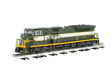 Selling with online payment: WILLIAMS NORFOLK SOUTHERN SD90 TRUE BLAST SOUND