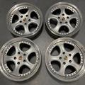 Selling: RH Al Cup Porsche wheels