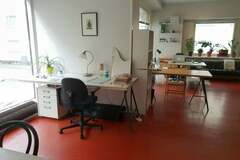 Renting out: Shared office space available immediately in Kruununhaka