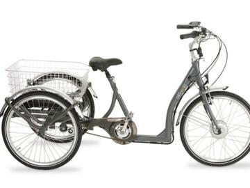 Suche Hilfe: Suchen 3-rädriges E-bike für unsere geh behinderte Mutter