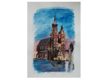 Sell Artworks: Mary's Church