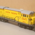 Selling with online payment: Lionel 8564 U36B Union Pacific running for parts