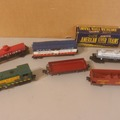 Selling with online payment: American Flyer train set 21808 719 982 24316 lot TK17