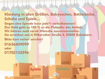 Biete Hilfe: Neue Lieferung Winterjacken in Kalenborn!!!