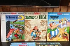 Vente: BD - Asterix/Titeuf/Petit Spirou et autres