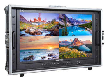 Vermieten: SEETEC 23.4p monitor 4K