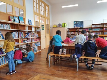 Don: Recherche livres pour bibliothèque scolaire